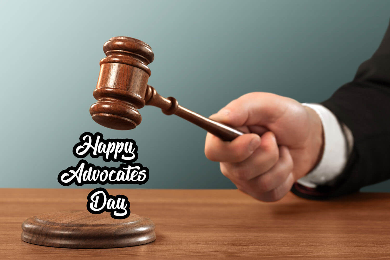 happy advocates day wishes greetings law judge justice hd wallpaper