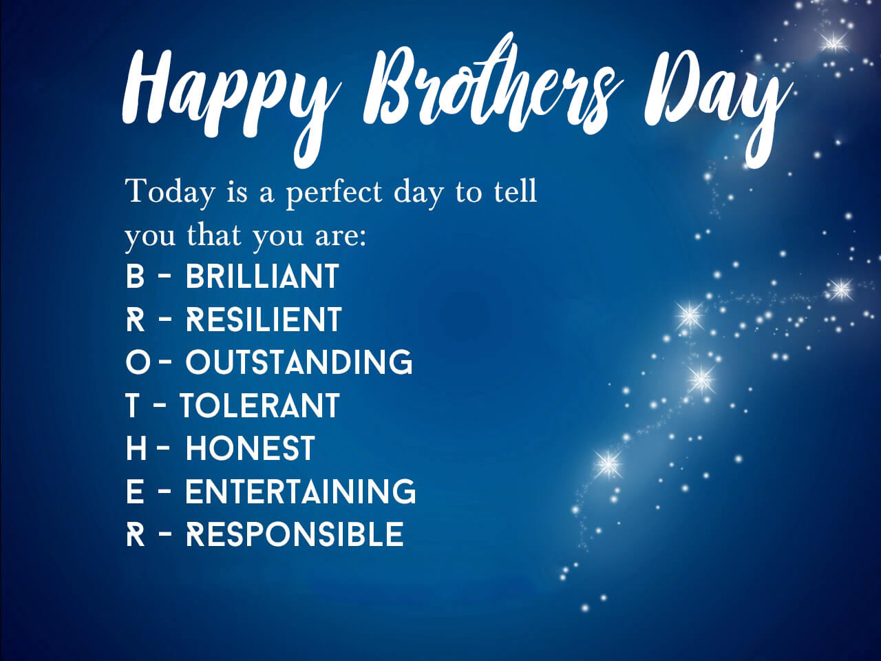 happy brothers day wishes greetings expansion text image