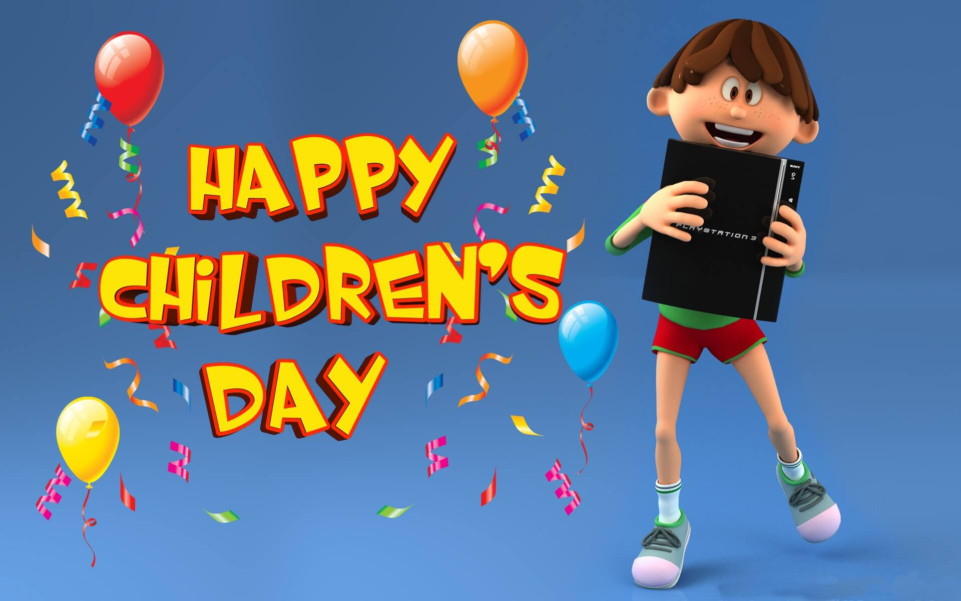 happy childrens day hd free wallpaper