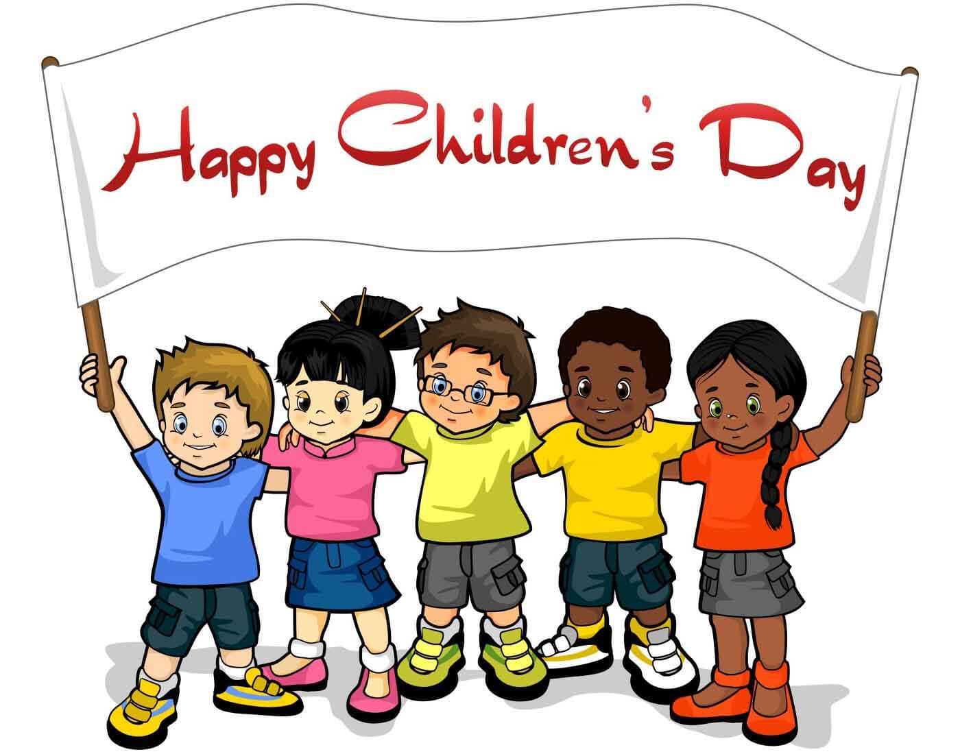 happy childrens day kids hd wallpaper