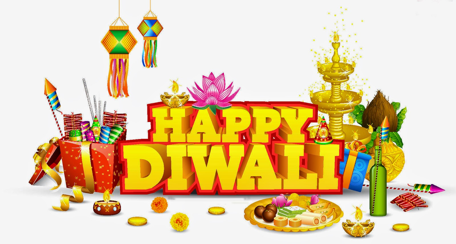 happy diwali deepavali crackers latest hd wallpaper