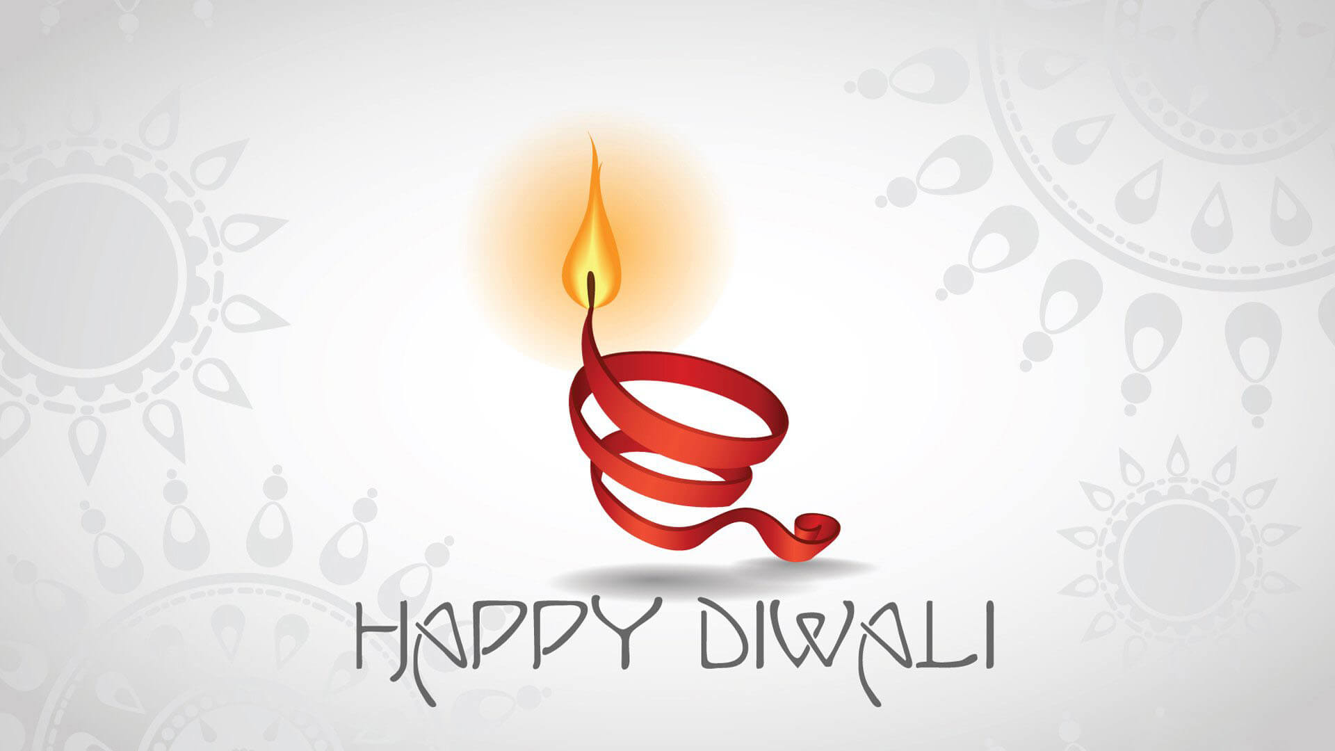 happy diwali deepavali festival of lights hd poster wallpaper