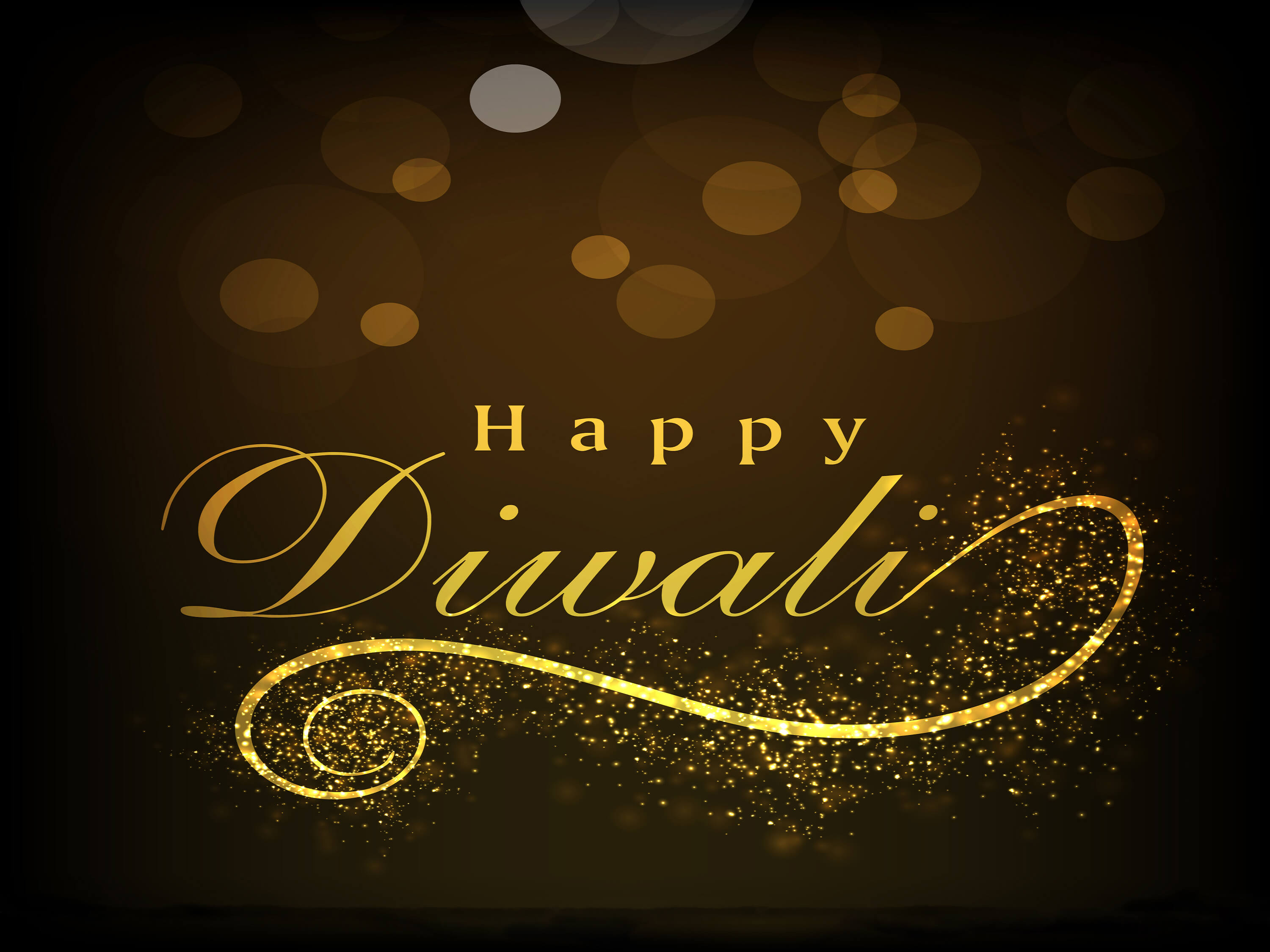 happy diwali greetings pattern hd wallpaper
