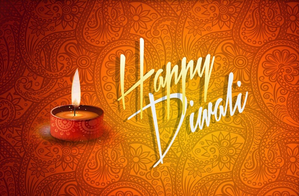 happy diwali wishes background pc mobile wallpaper