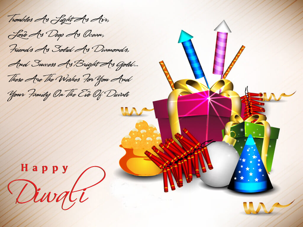happy diwali wishes quotes wallpaper