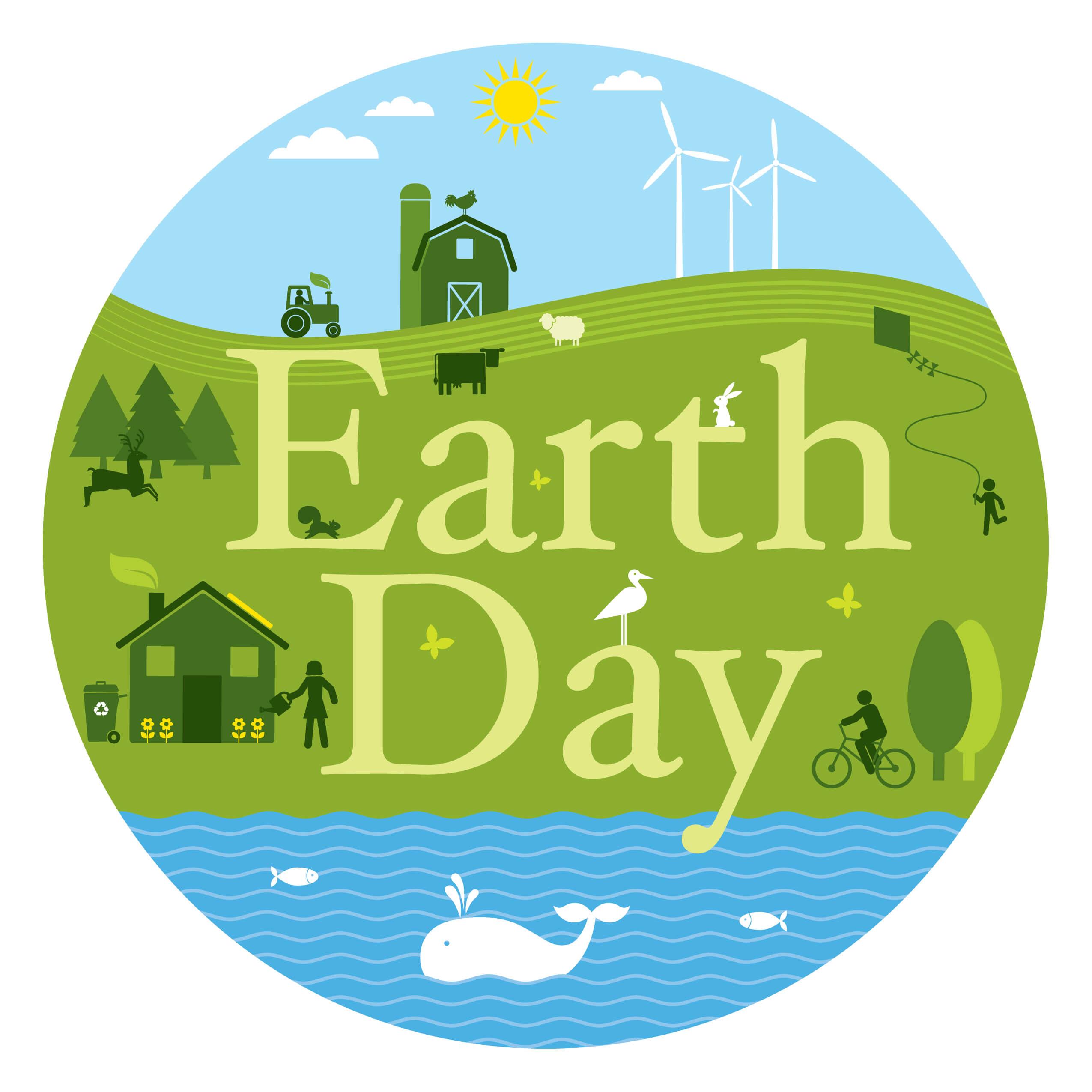 happy earth day desktop wallpaper