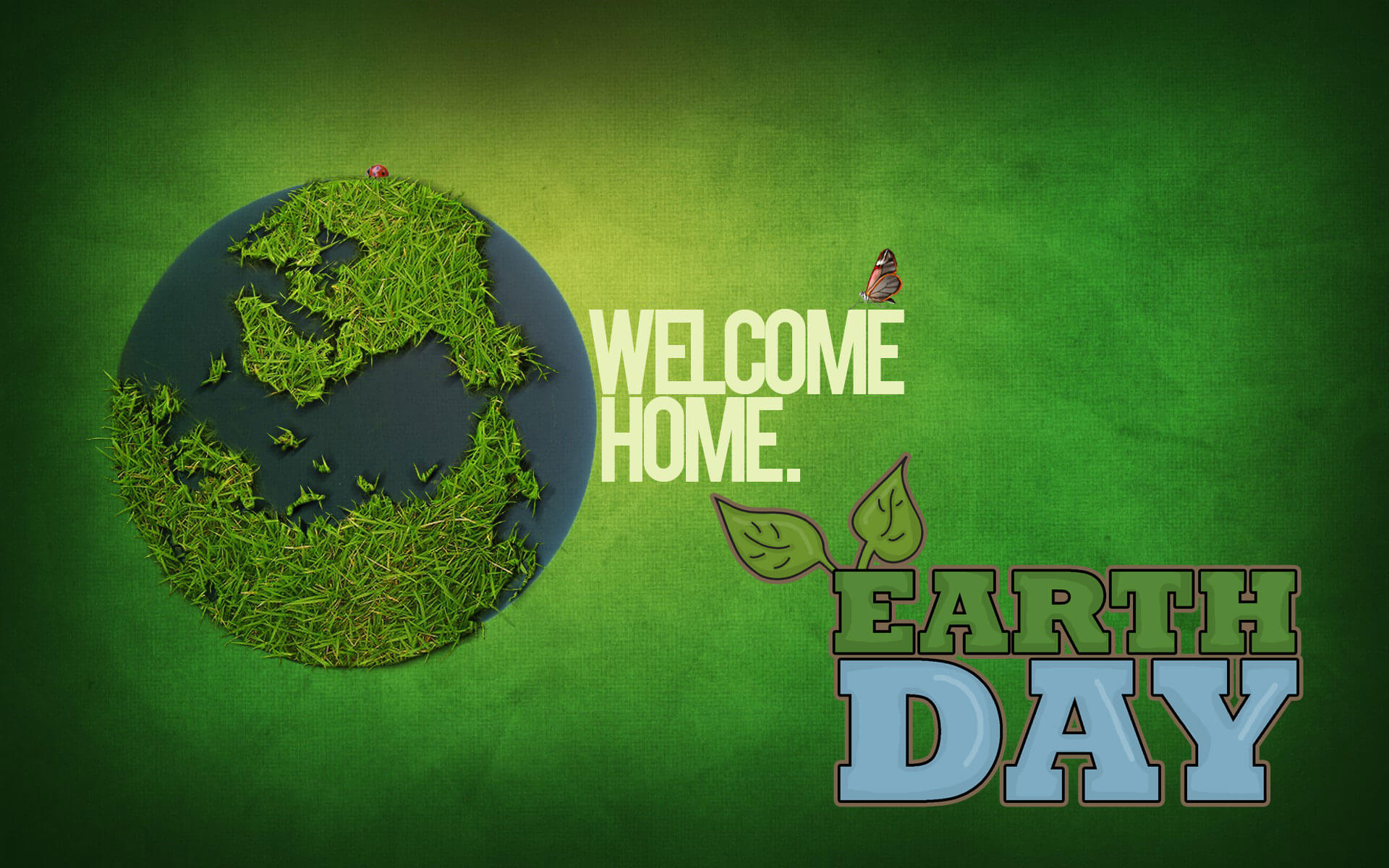 happy earth day home hd pc image wallpaper