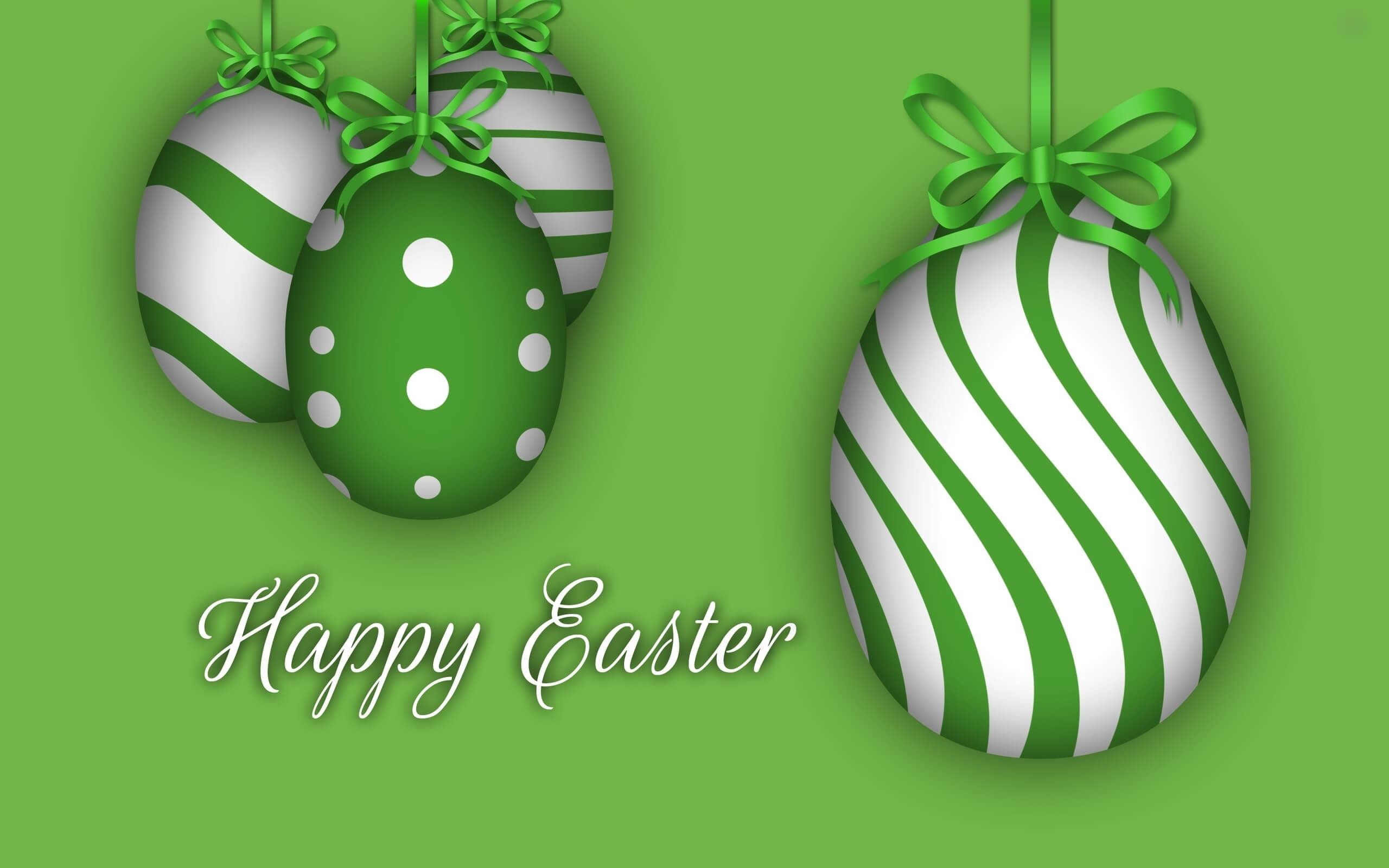 happy easter eggs desktop hd wallpaper