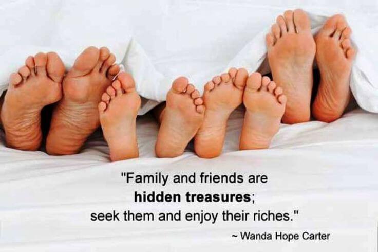 happy family day image