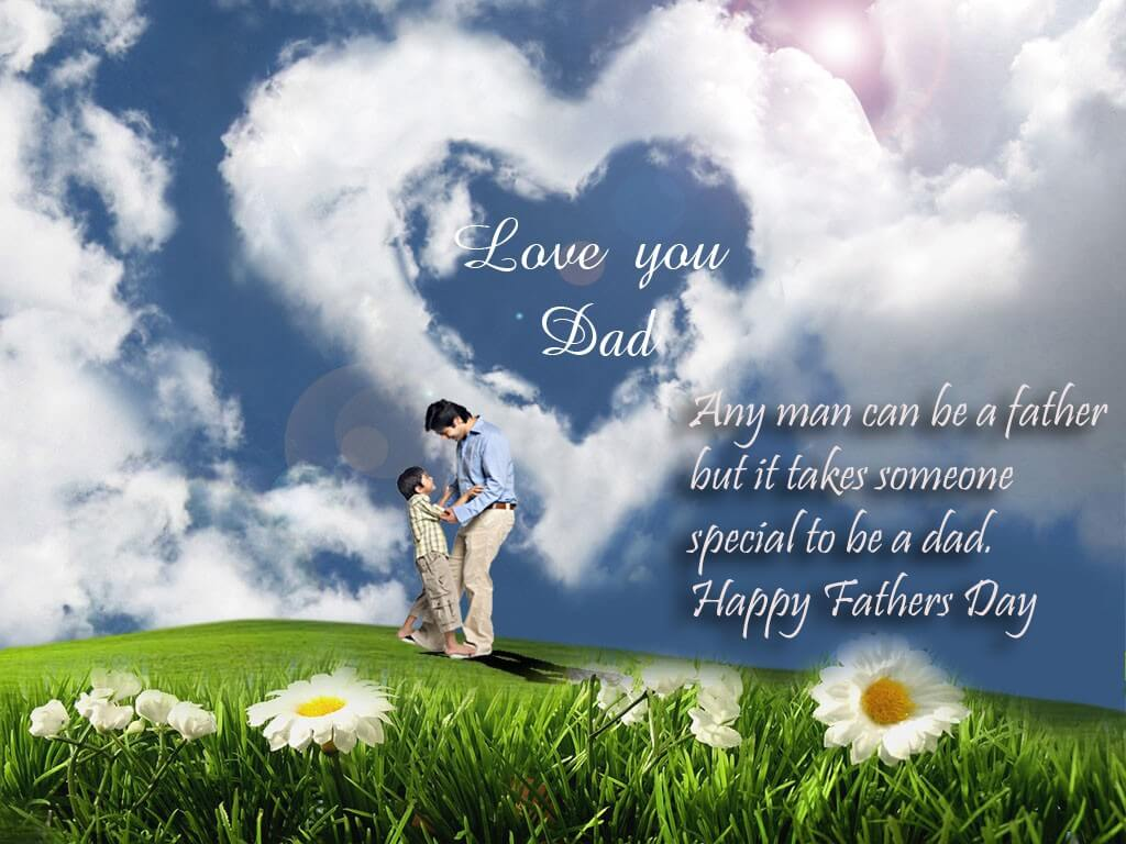 happy fathers day desktop background quotes hd