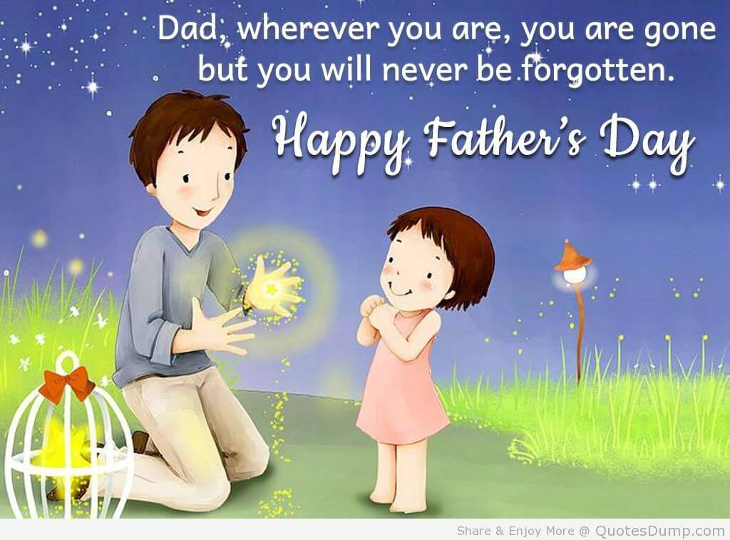 happy fathers day desktop cartoon hd quotes