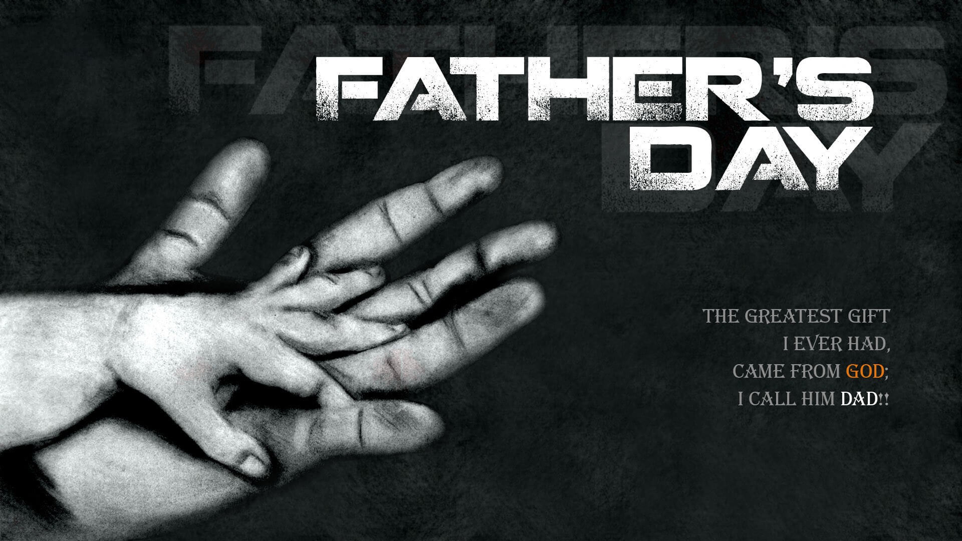 happy fathers day hd desktop background