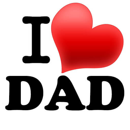 happy fathers day hd facebook mobile wallpaper