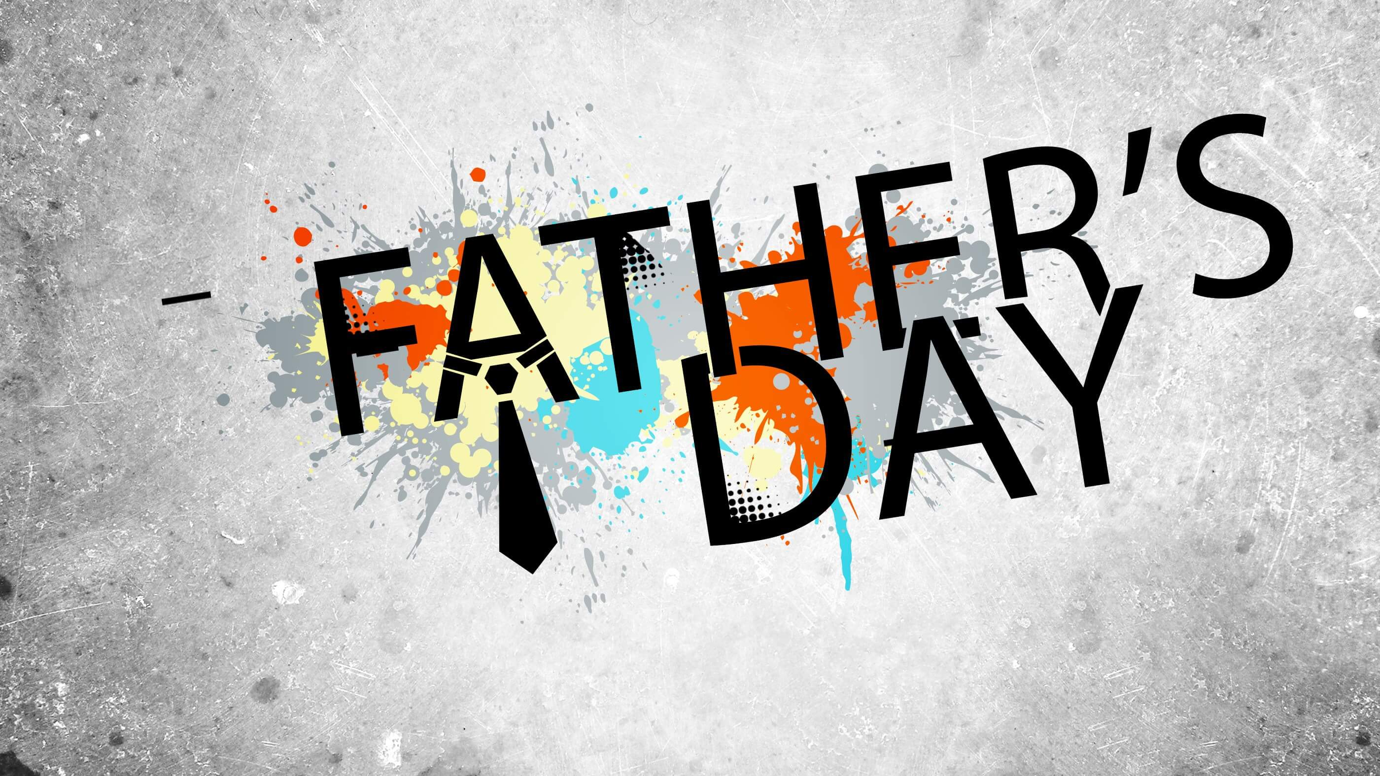 happy fathers day latest modern hd wallpaper