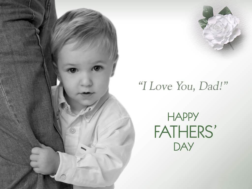 happy fathers day wishes desktop background hd
