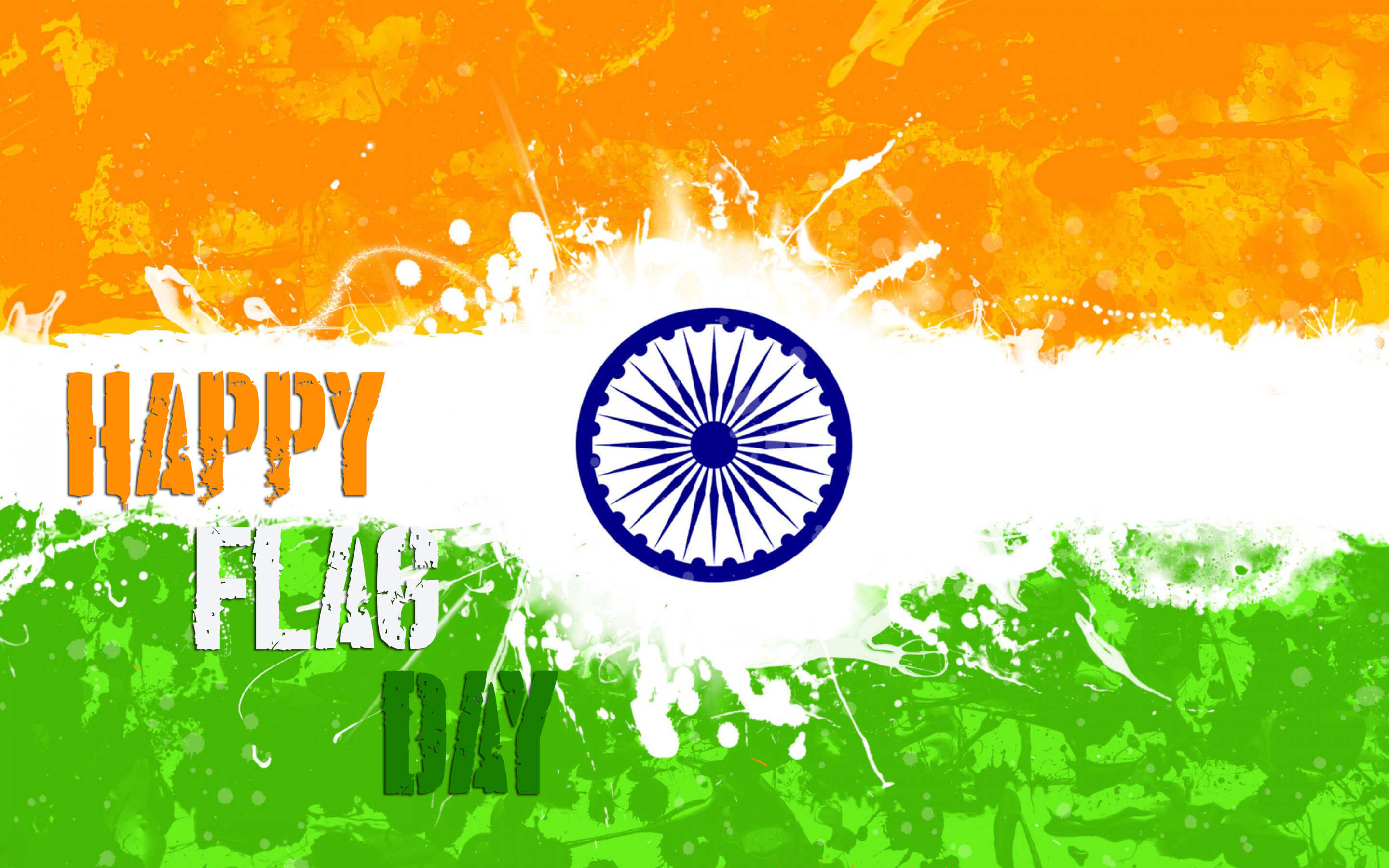 happy flag day india hd background wallpaper