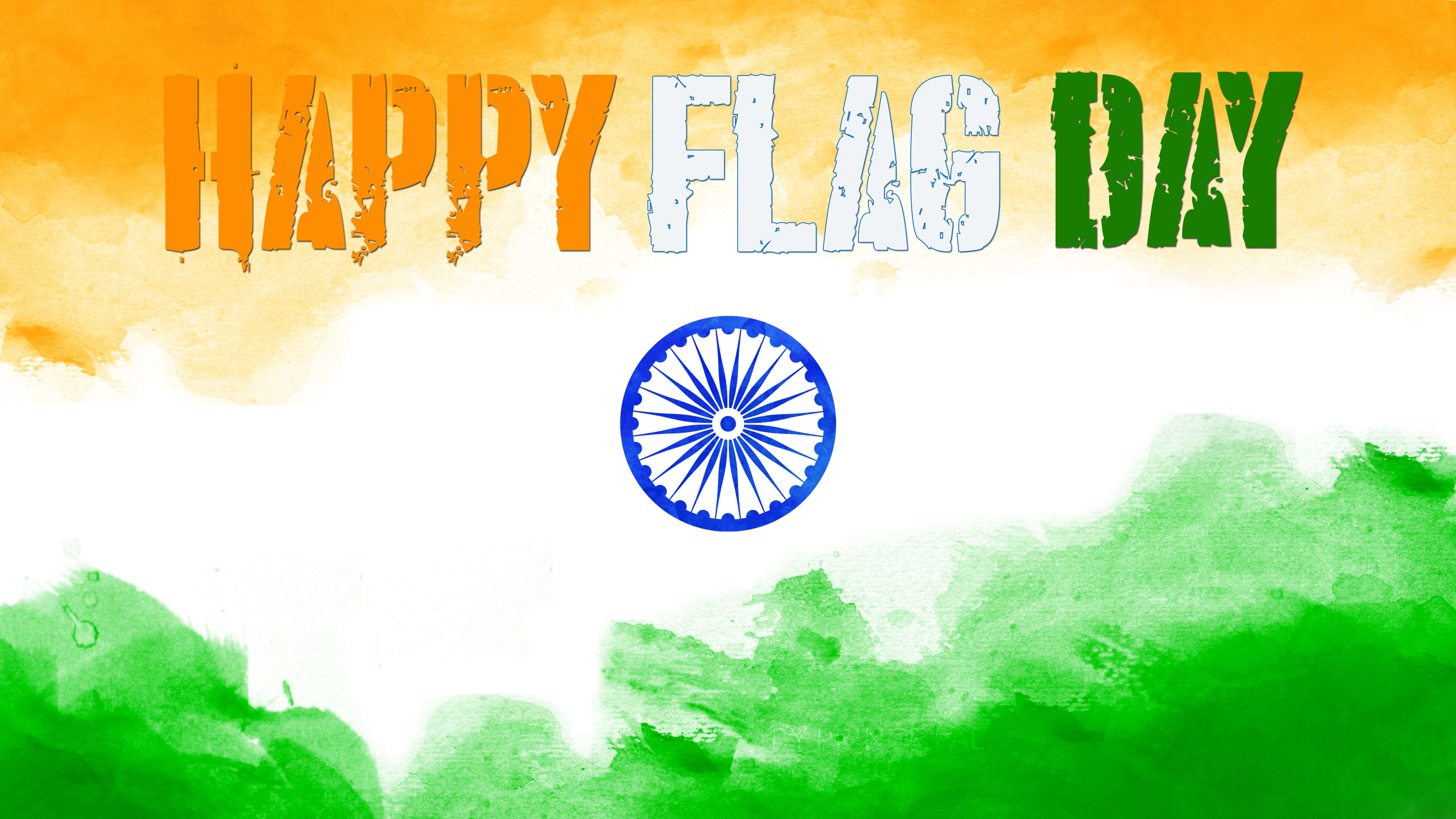 happy flag day india new hd background wallpaper