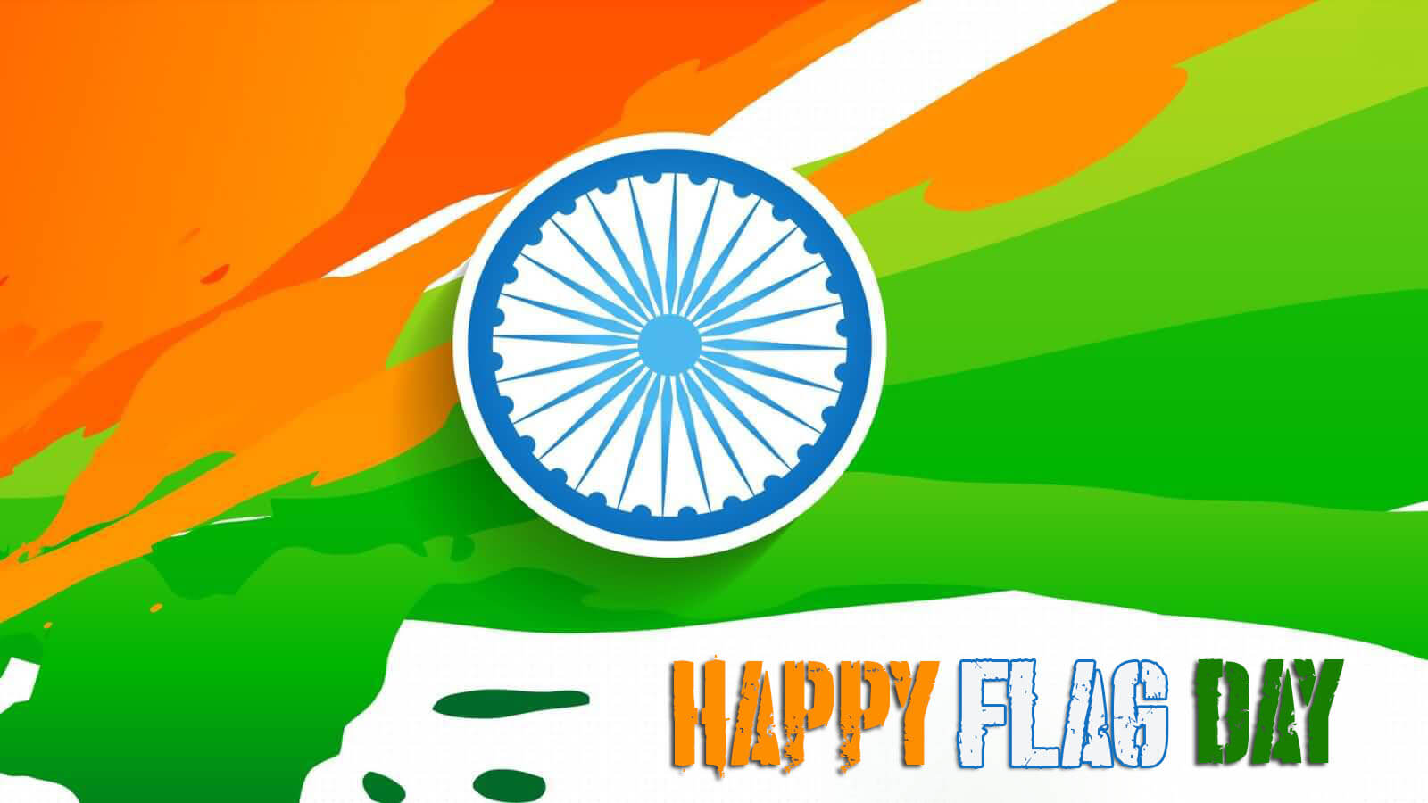happy flag day india salute the nation hd wallpaper