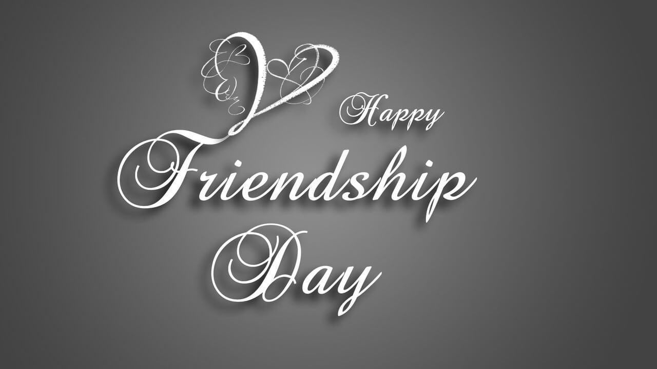 happy friendship day desktop hd wallpaper