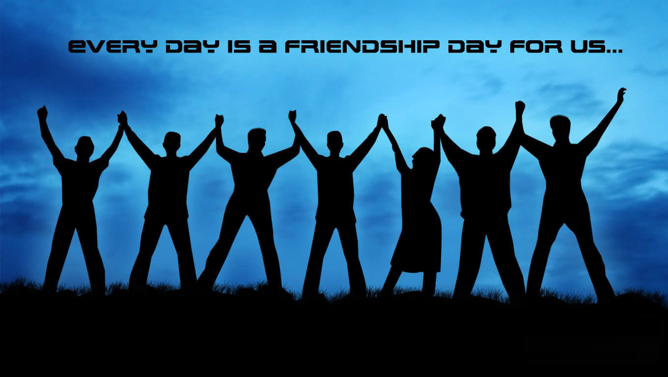 Friendship Day Wallpapers - HD WALLPAPERS