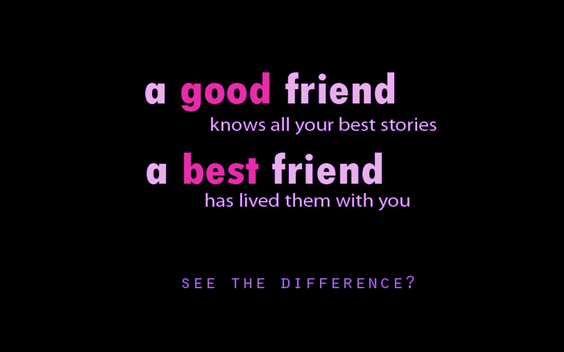 happy friendship day friends nice quotes text image