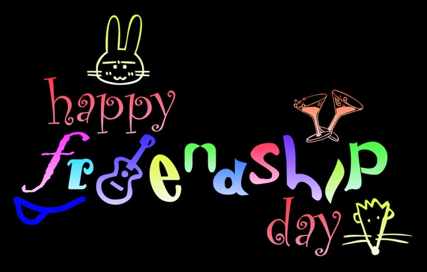 happy friendship day hd wallpaper images