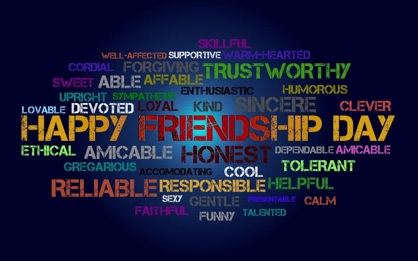 happy friendship day meanings hd wallpaper