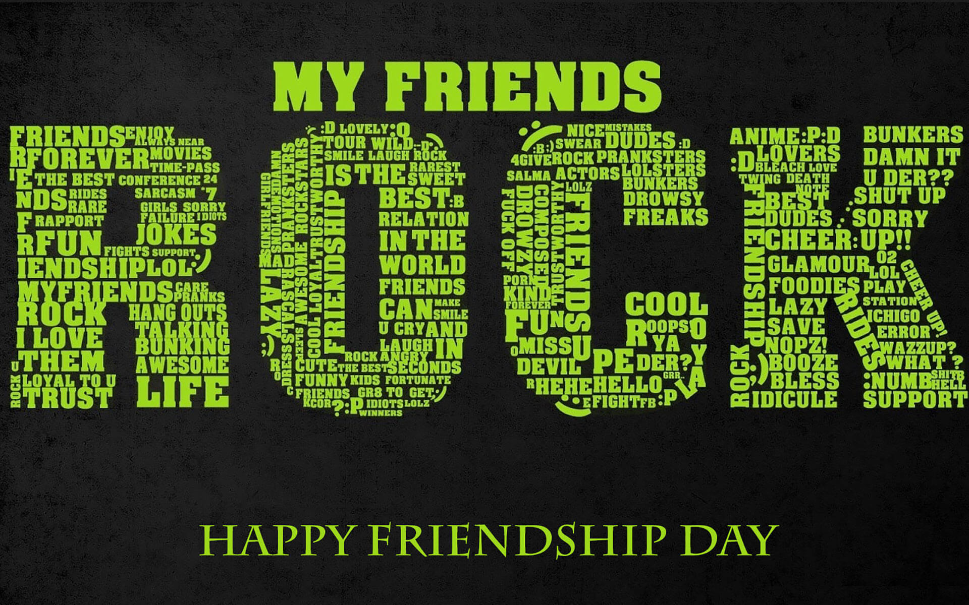 happy friendship day meanings rock hd wallpaper