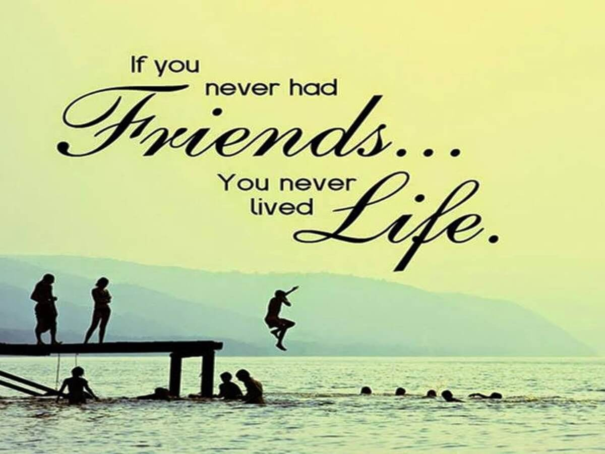 happy friendship day sayings quotes thoughts hd wallpaper