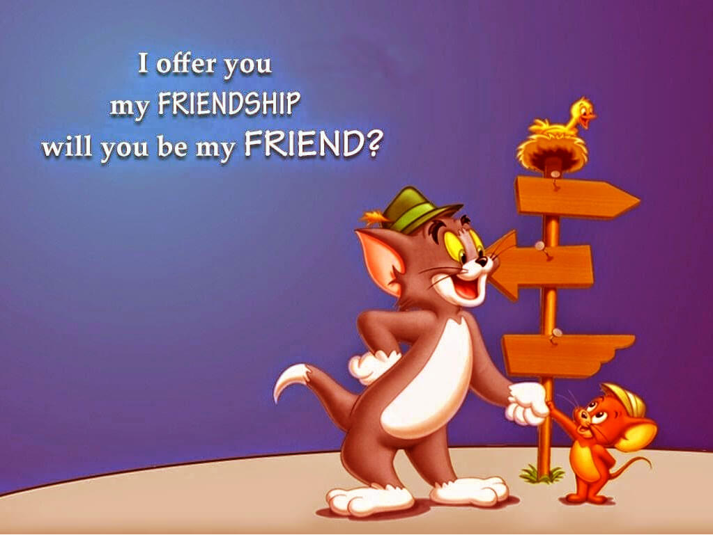 happy friendship day will you be my friend