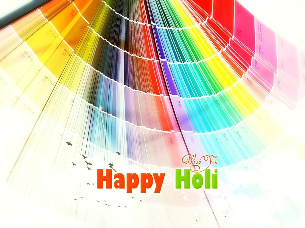 happy holi colors festival greetings wishes hd wallpaper