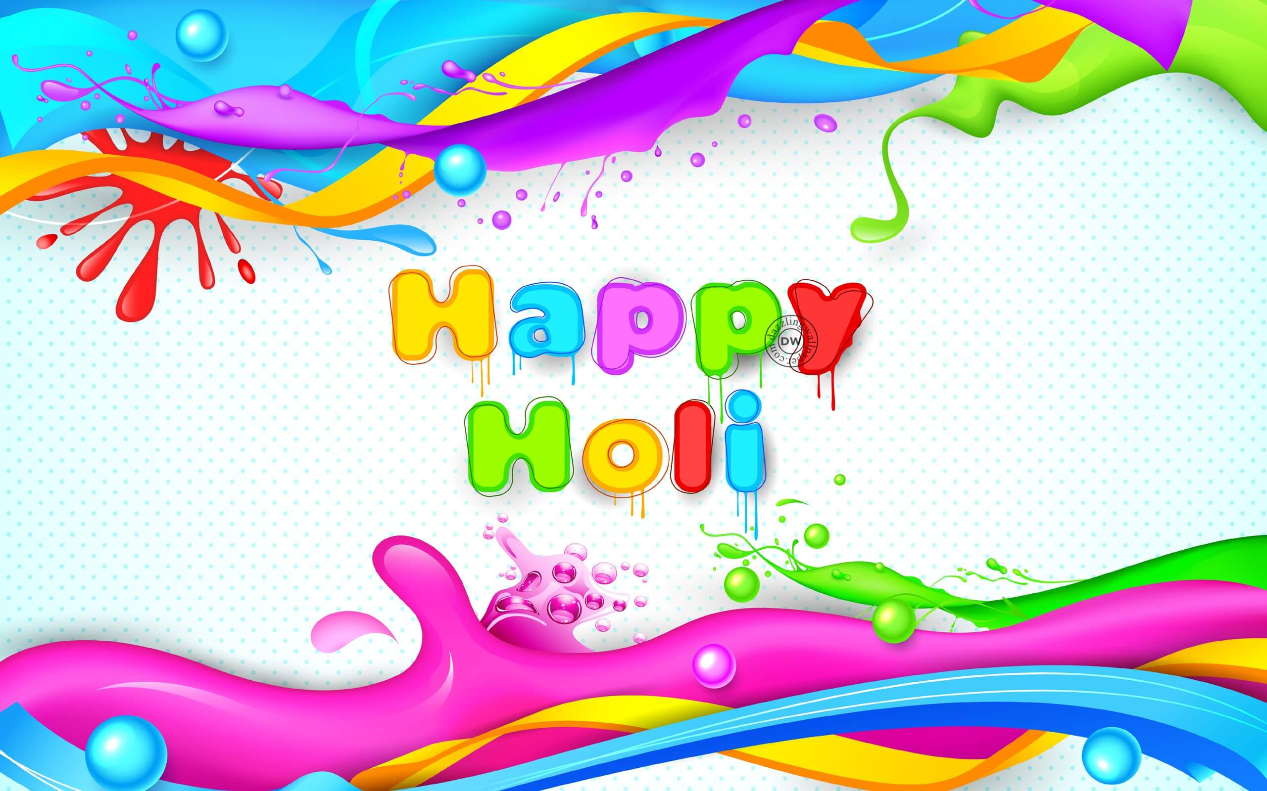 happy holi hd wallpaper free desktop