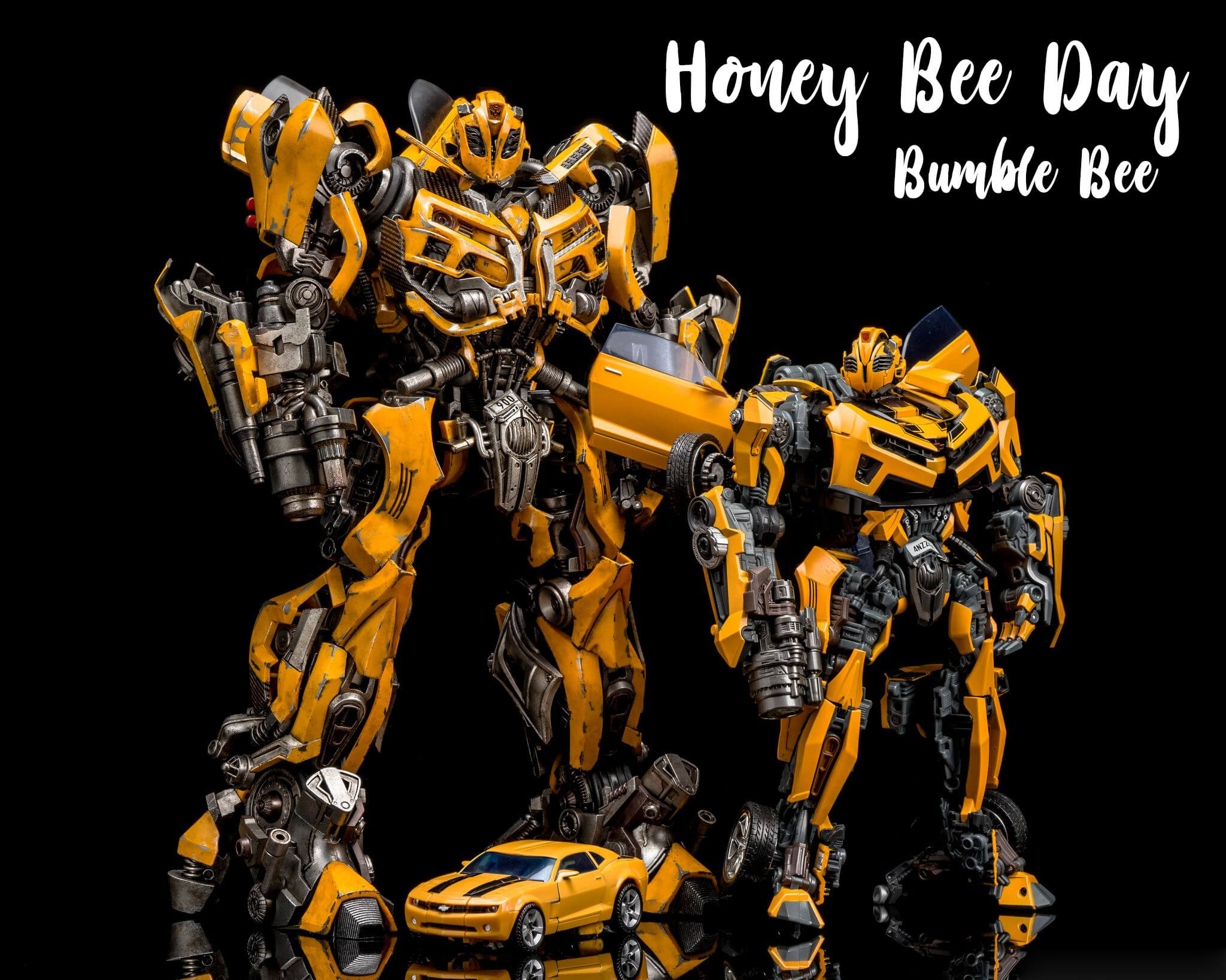 happy honey bee day transformers bumblebee pc hd wallpaper