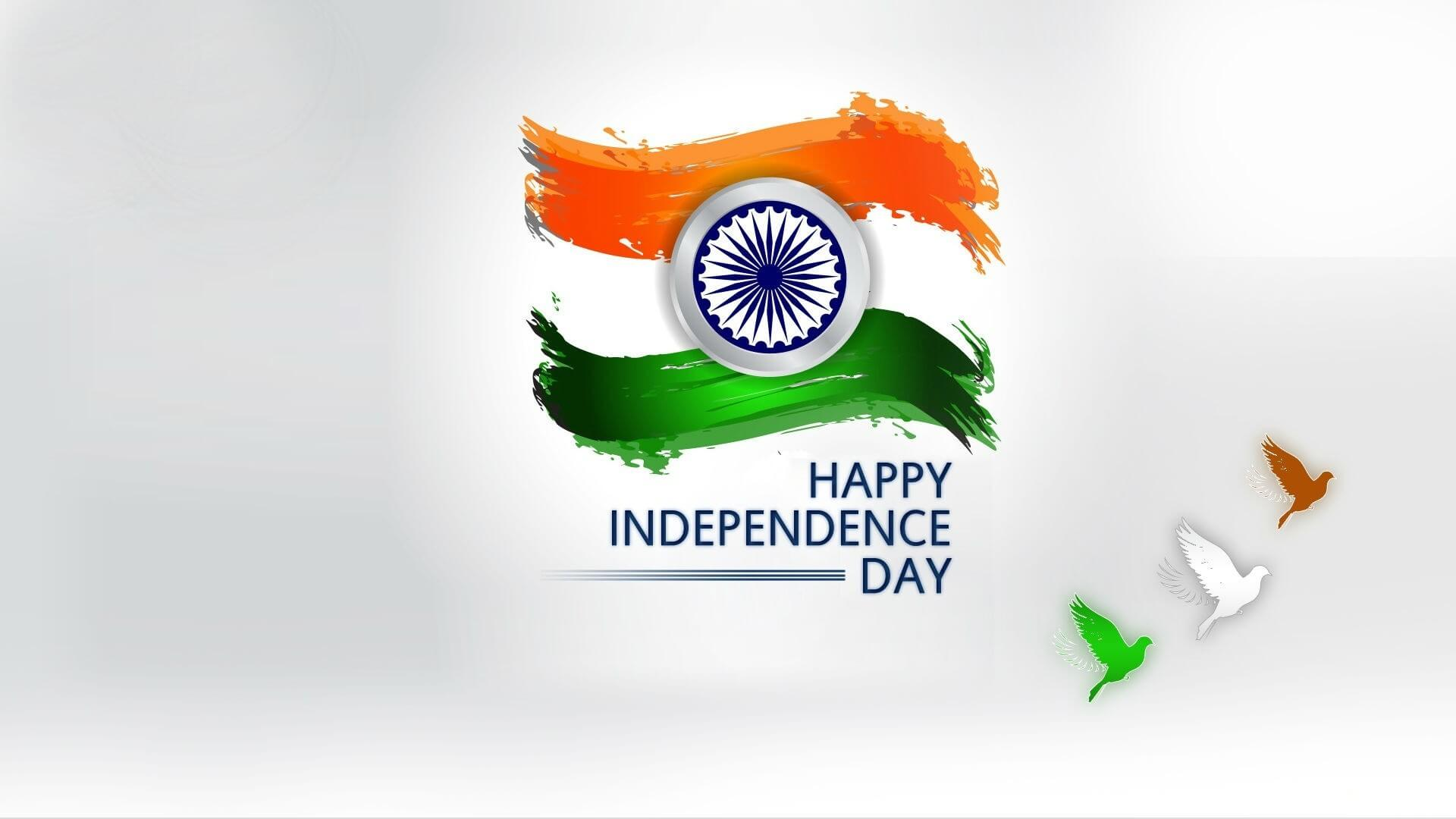 happy india independence day august 15th 1947