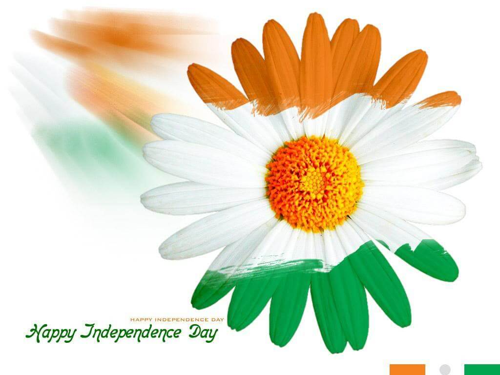 happy india independence day tri color august 15th wallpaper