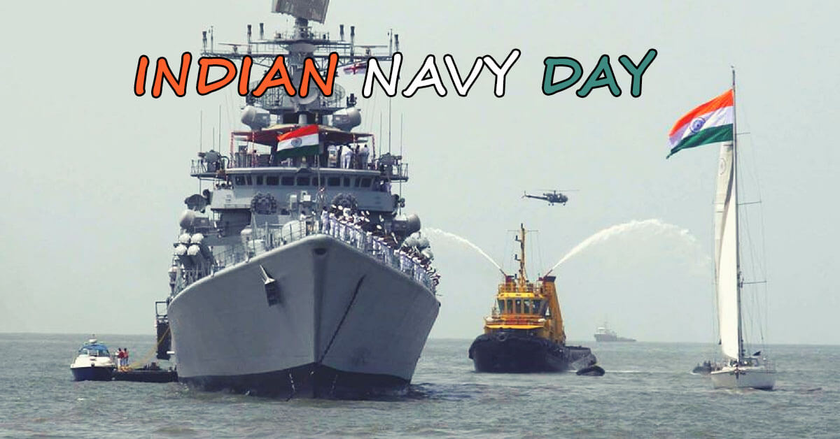 happy indian navy day ships wishes greetings hd wallpaper