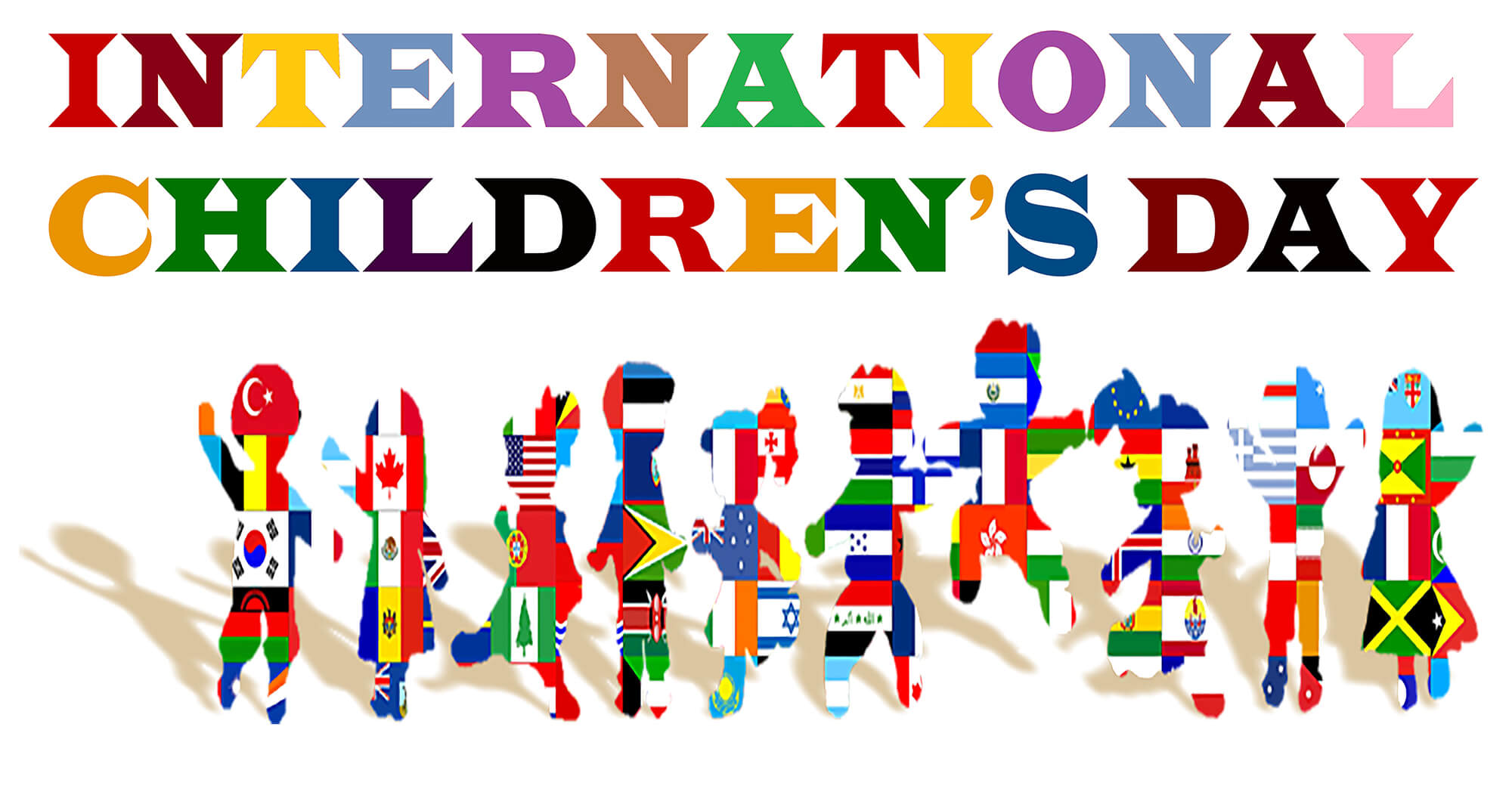 happy international childrens day hd wallpaper