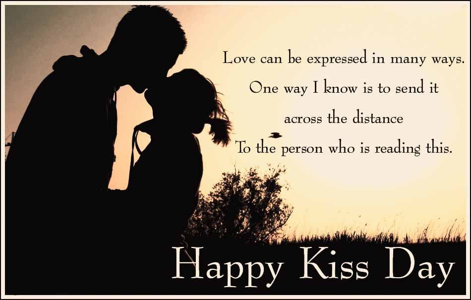 happy kiss day wishes couples quotes love valentine feb 12th image hd wallpaper