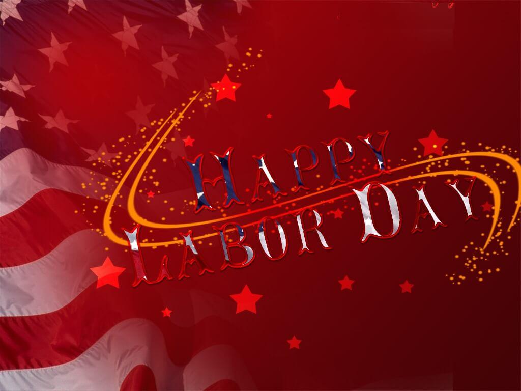 happy labor day american flag hd pc wallpaper