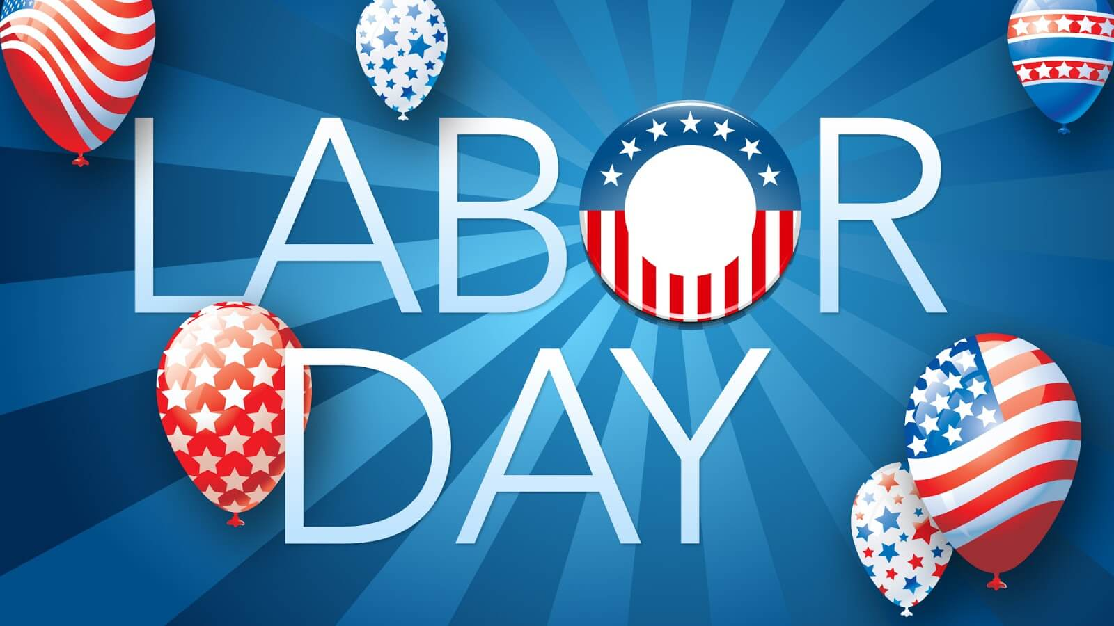 happy labour labor day wishes baloon flags hd wallpaper