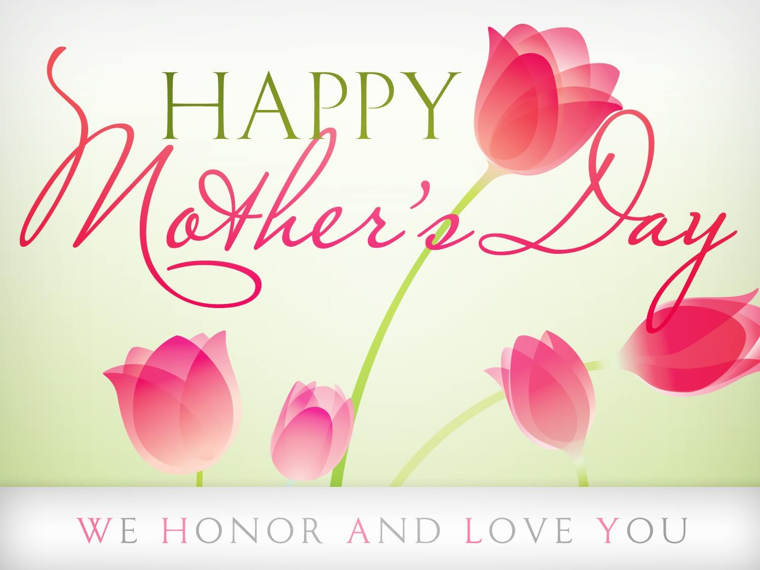 happy mothers day hd wallpaper