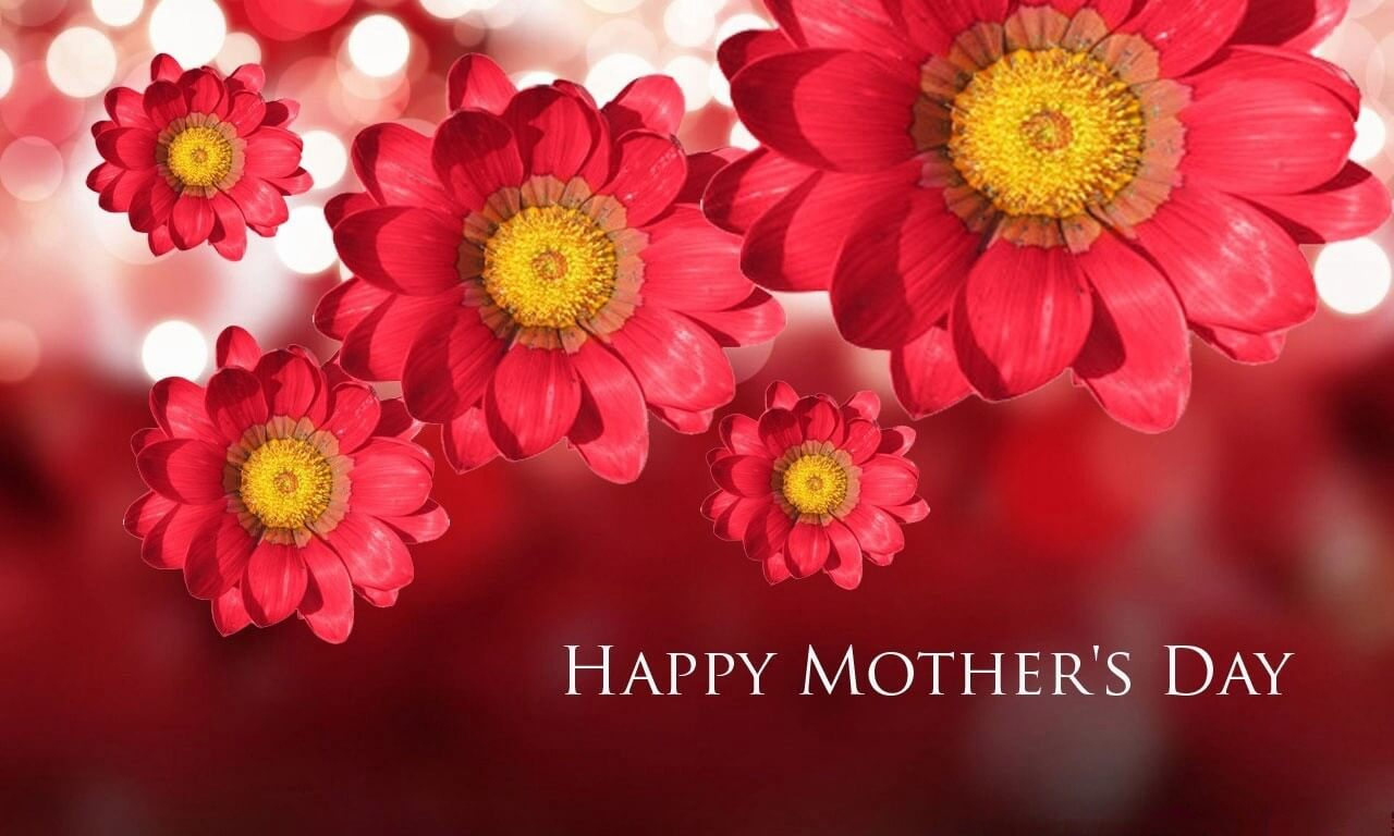 happy mothers day wishes hd wallpaper background