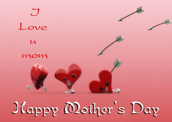 happy mothers day wishes love mom hd wallpaper