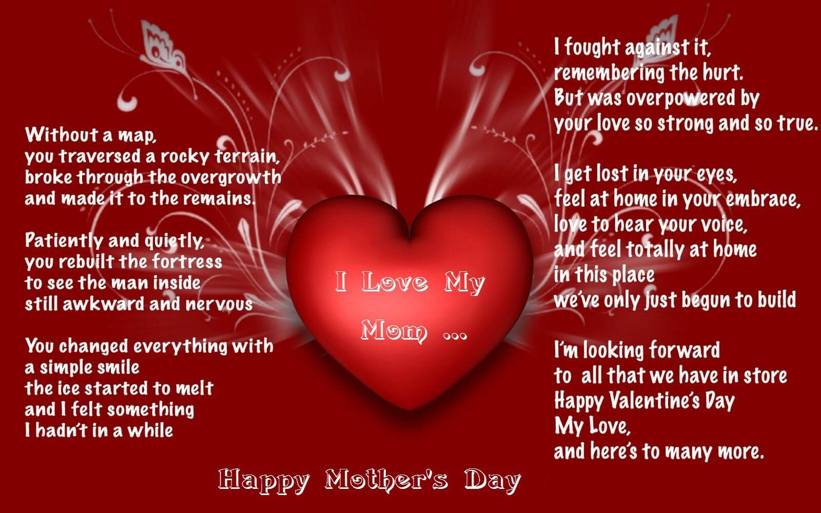 happy mothers day wishes poet hd wallpaper desktop