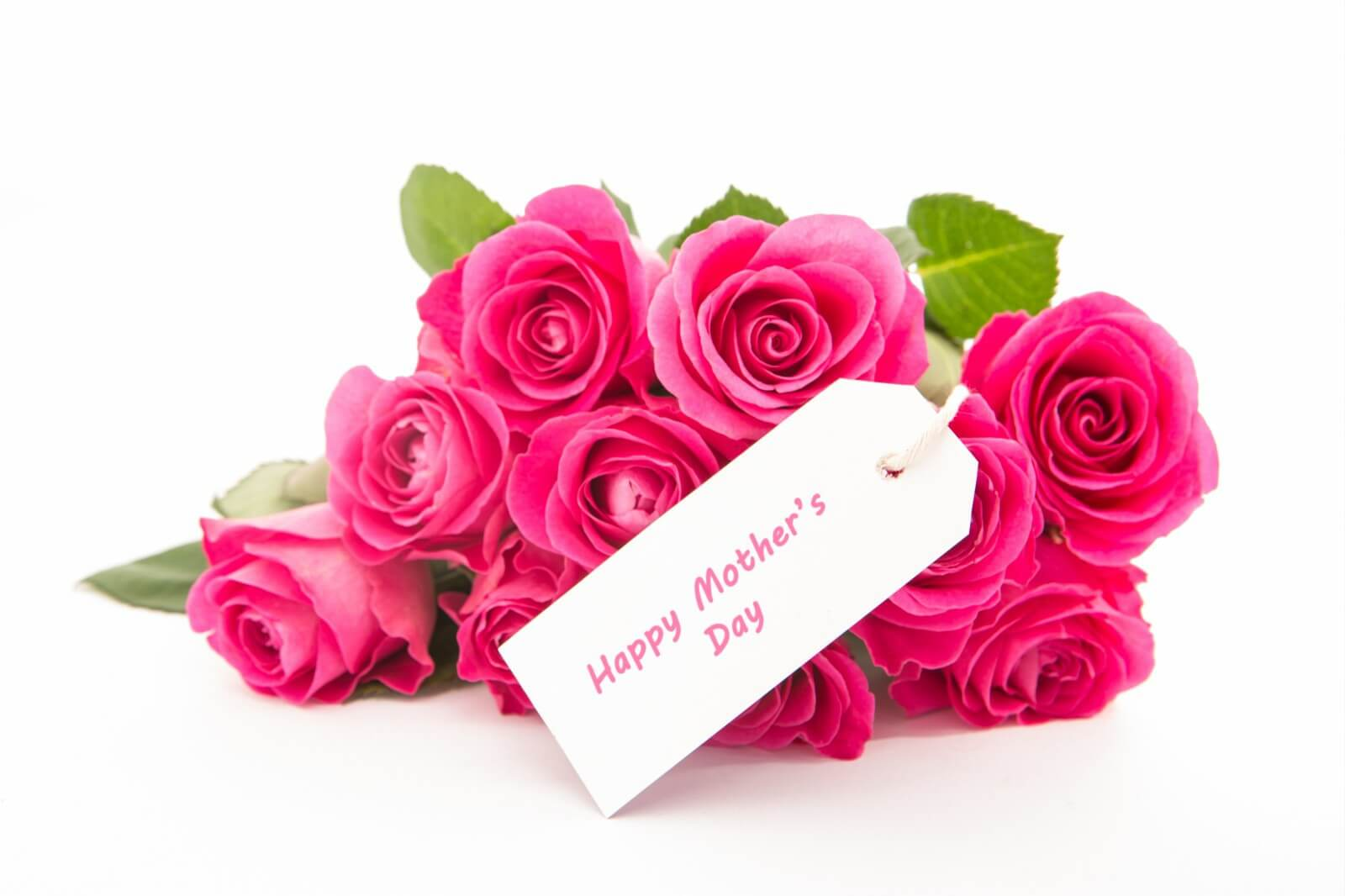 happy mothers day wishes roses hd wallpaper desktop