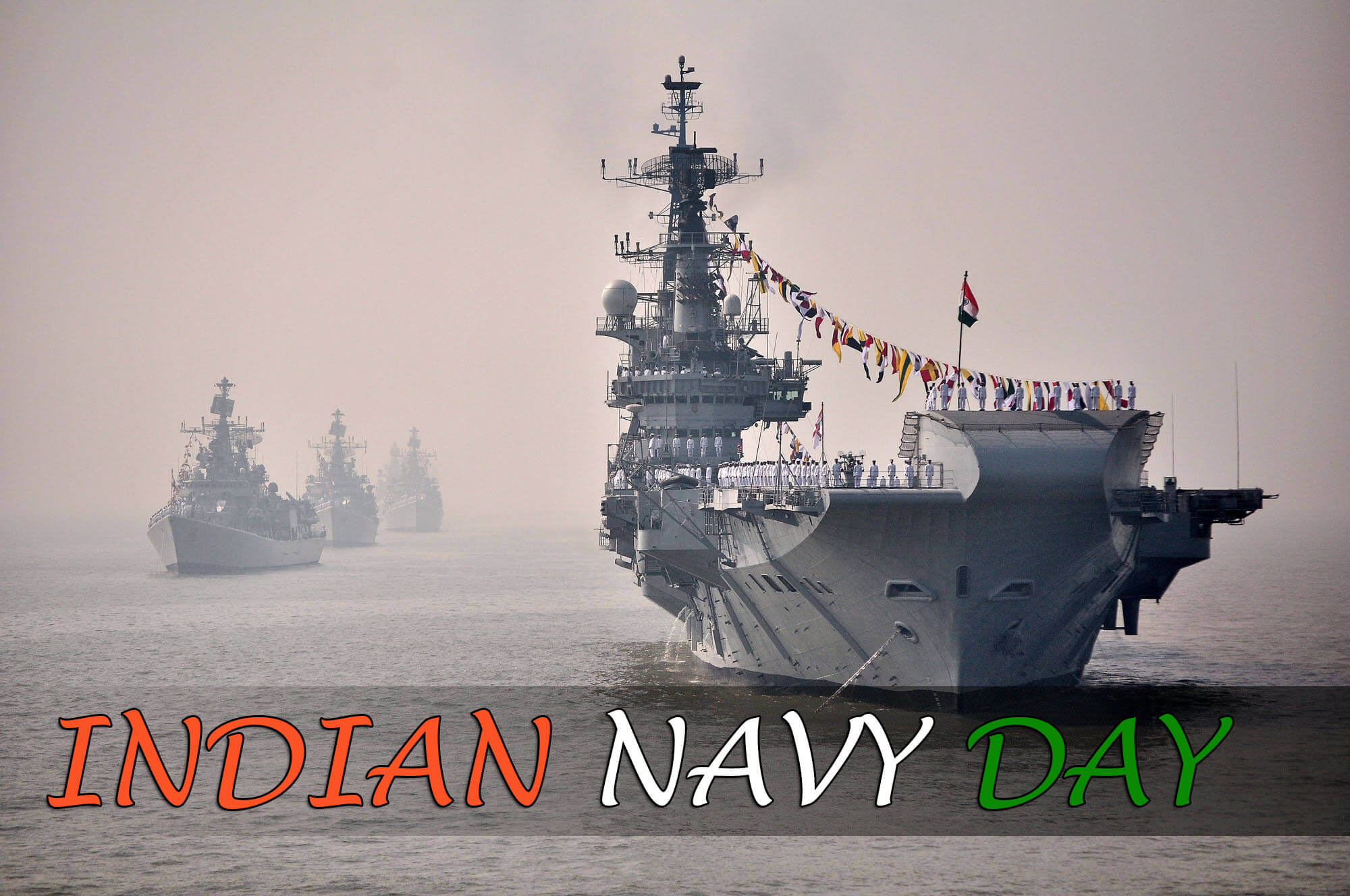 happy navy day wishes hd wallpaper