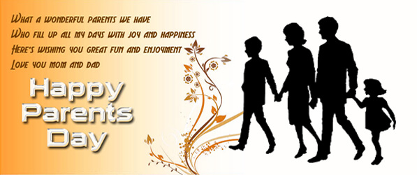 happy parents day images whats app