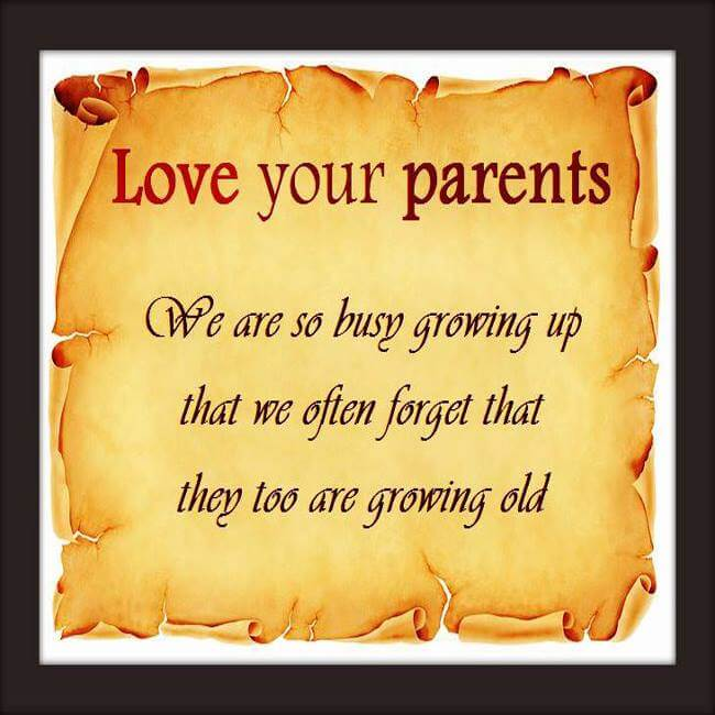 happy parents day poem prayer