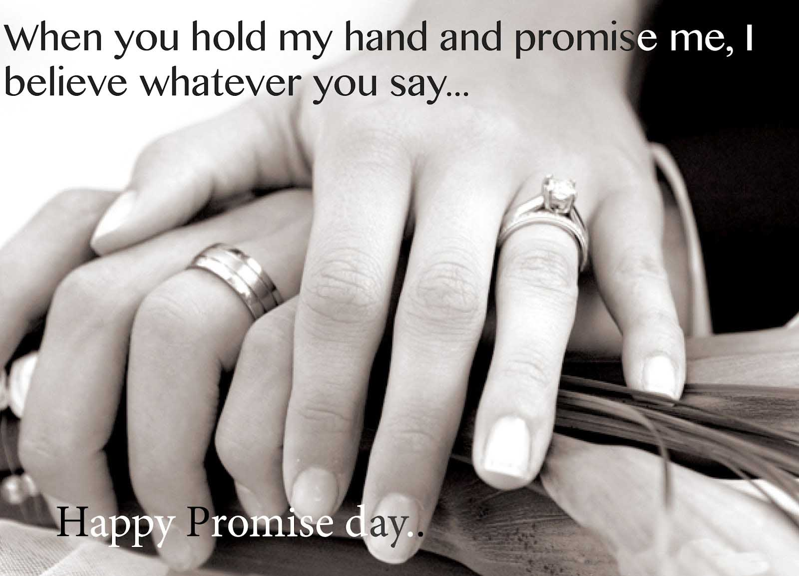 happy promise day wishes love valentine picture image quotes hd wallpaper