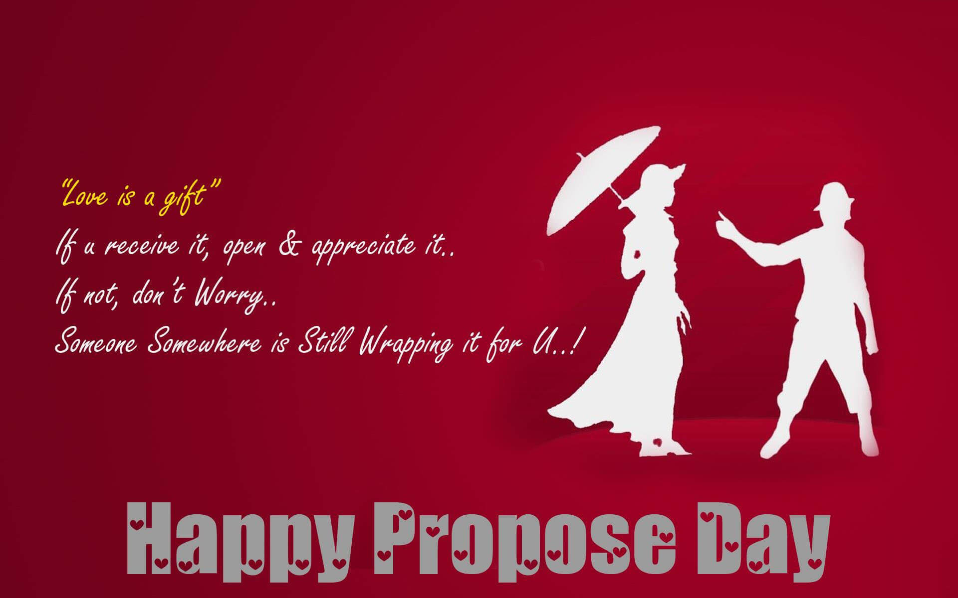 happy propose day quotes couples february 8th desktop pc hd wallpaper